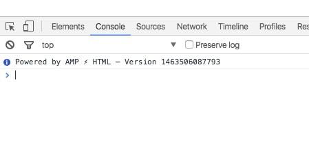 Validate AMP on URL