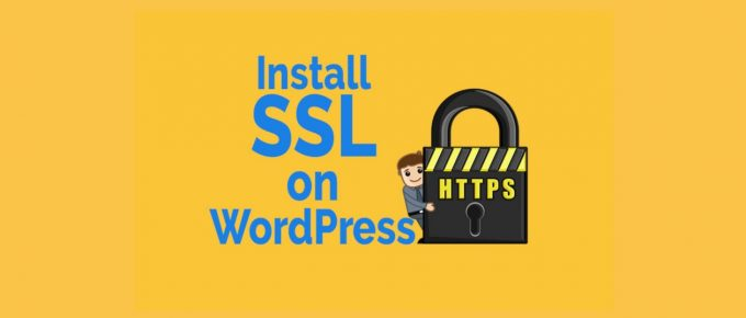 How to Install SSL on WordPress