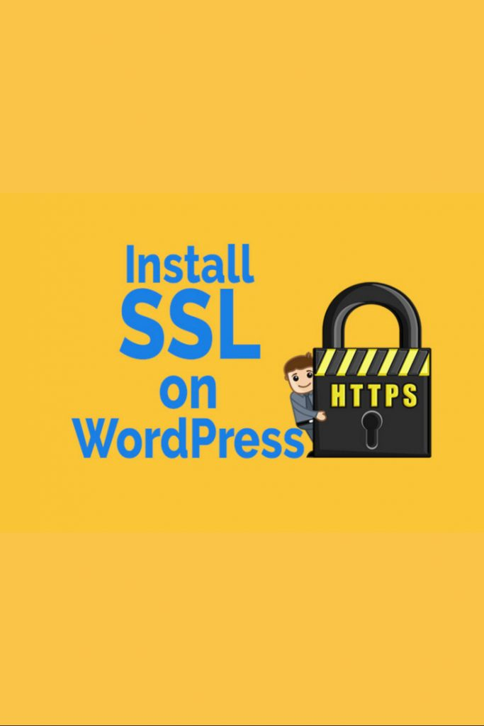 install ssl on wordpress