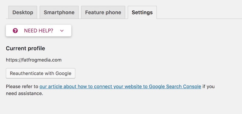 google search console yoast seo plugin for wordpress