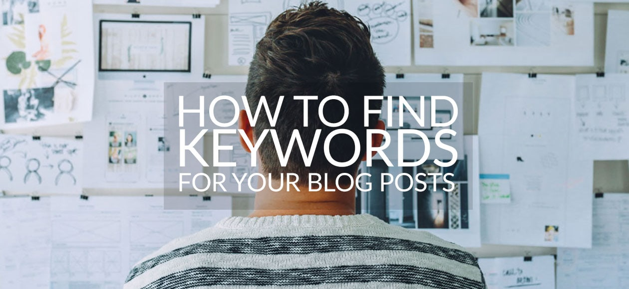 Keyword Research For Blog Posts