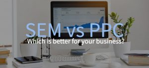 sem vs ppc google adwords vs seo