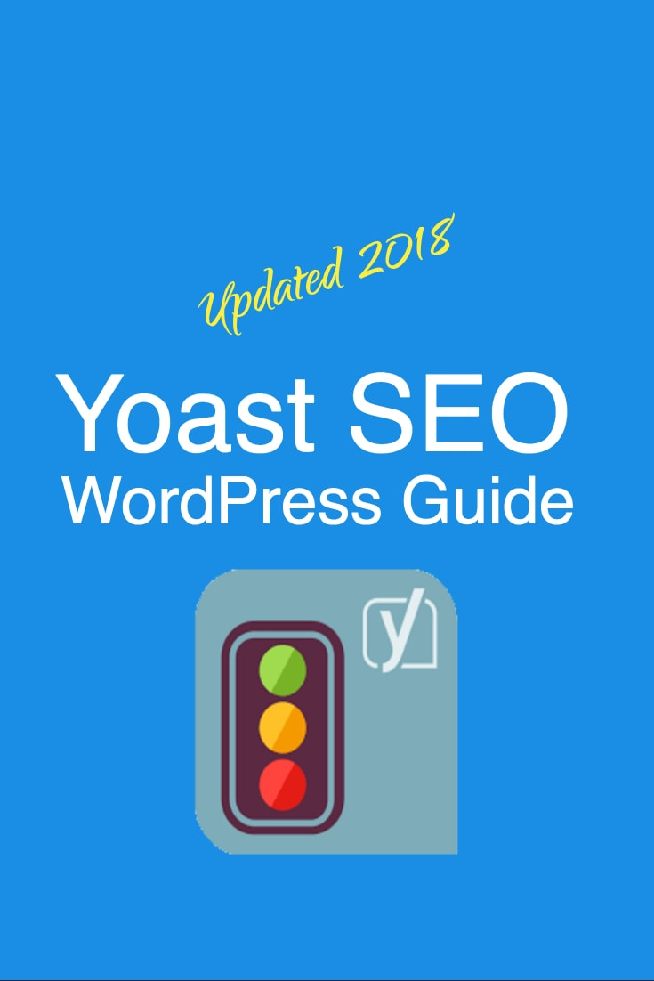 yoast seo wordpress plugin guide pinterest