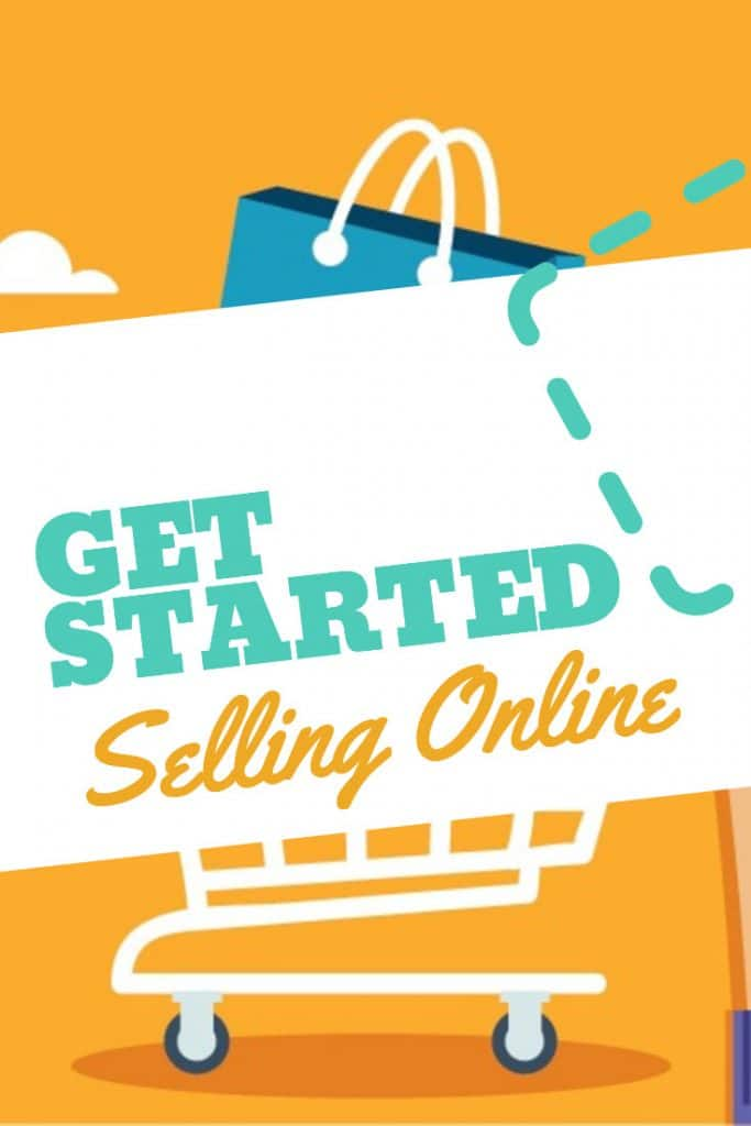 get started selling online