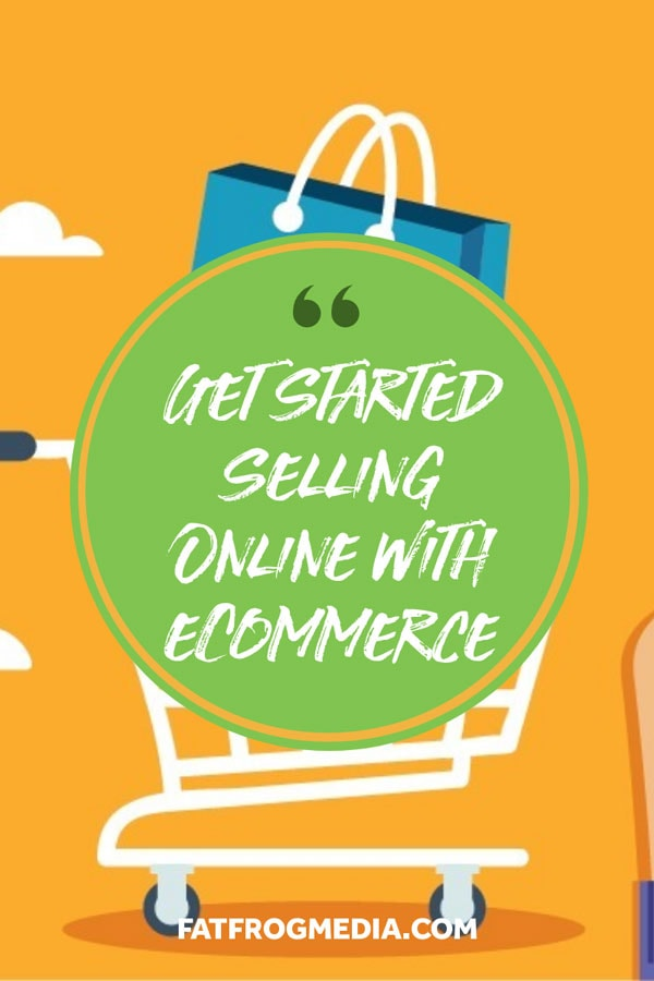 Selling physical products online - ecommerce guide