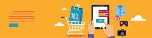 selling online with an ecommerce store