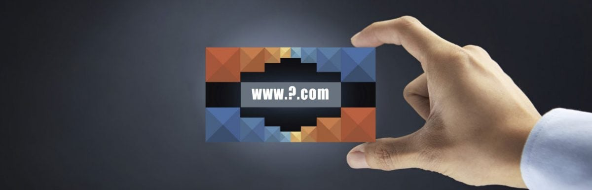 Finding a domain name