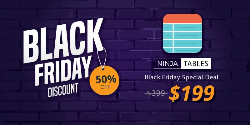 Ninja tables pro lifetime deal