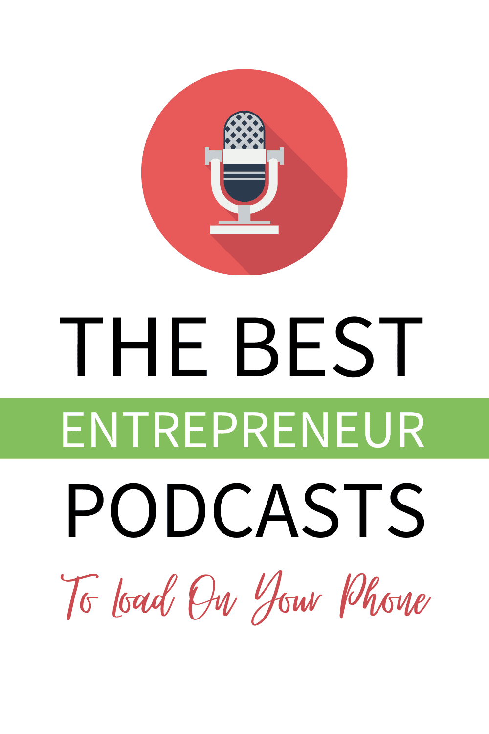 top podcasts for entrepreneurs