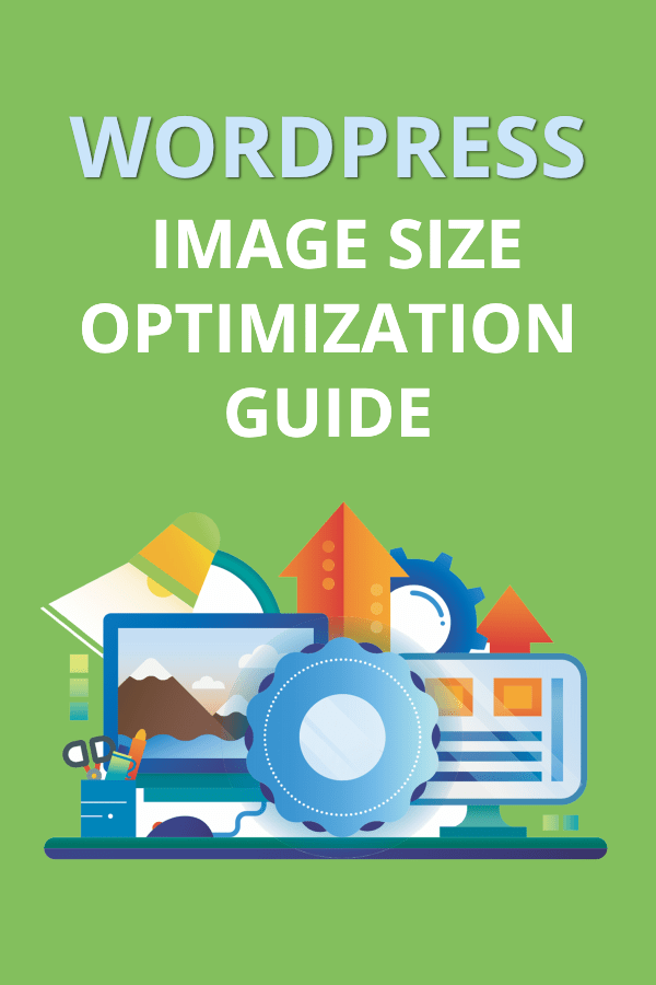 WordPress image size optimization guide