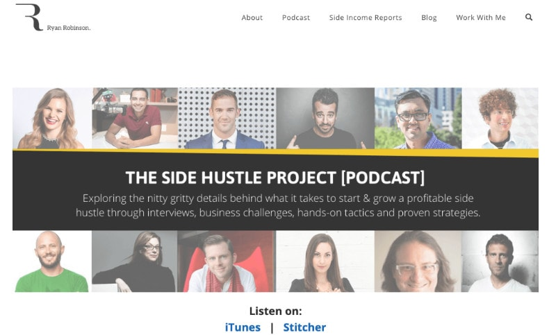 the side hustle project podcast
