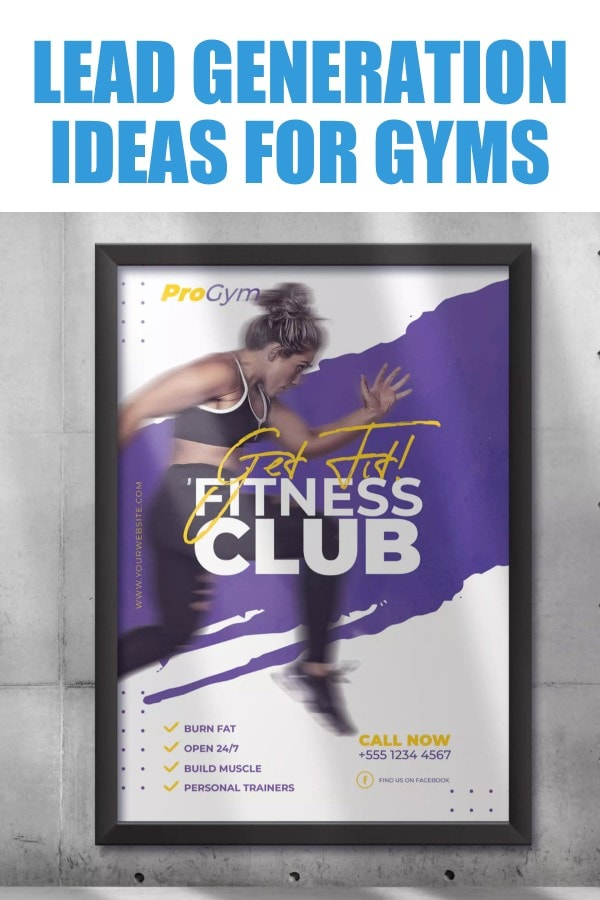 lead generation ideas for gyms