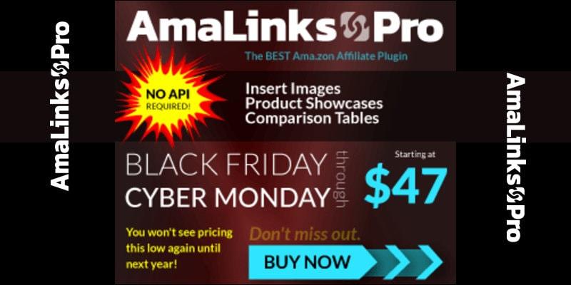 Amalinks Pro affilliate plugin