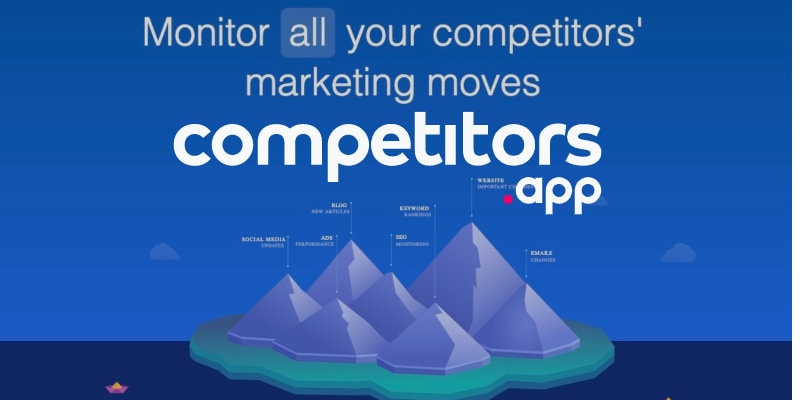 competitors app monitor marketing