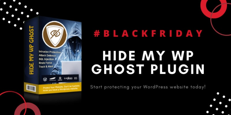 Hide my WP Ghost Security Plugin