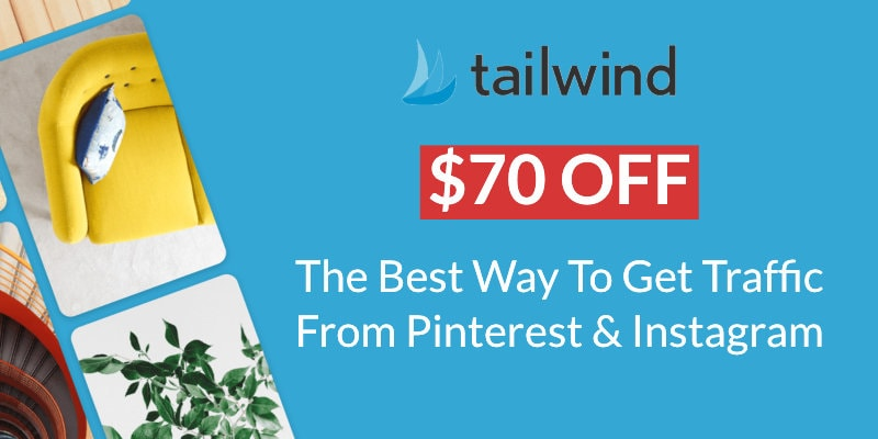 Tailwind Black Friday deal