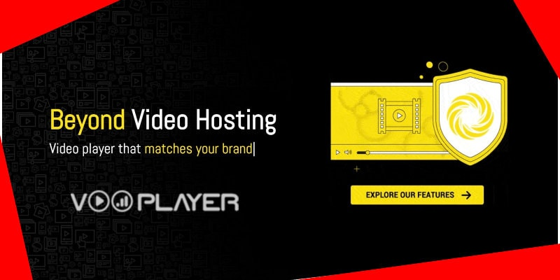 Vooplayer video hosting platform Black Friday Lifetime Deal