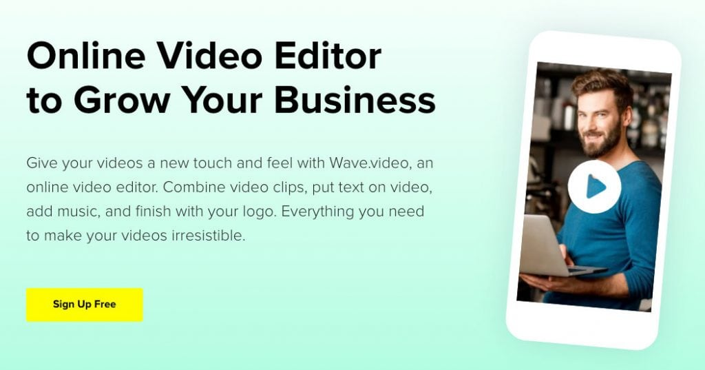 Wave Online Video Editor Discount