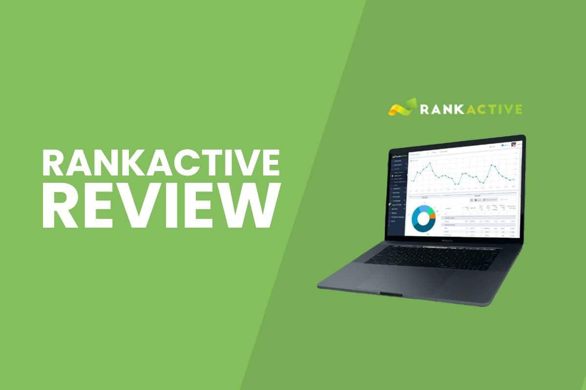 Rankactive review - Best Value Multipurpose SEO tool