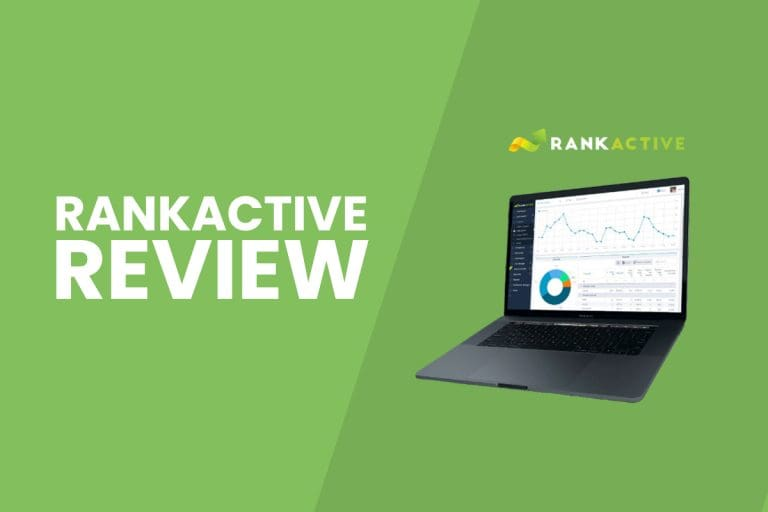 Rankactive review - Best Value Multipurpose SEO tool
