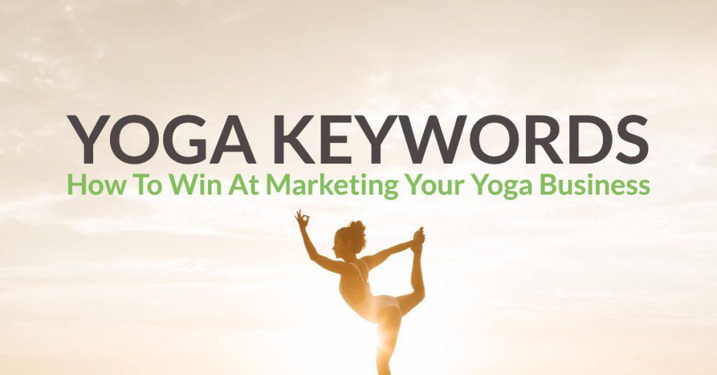 yoga keywords marketing your business facebook