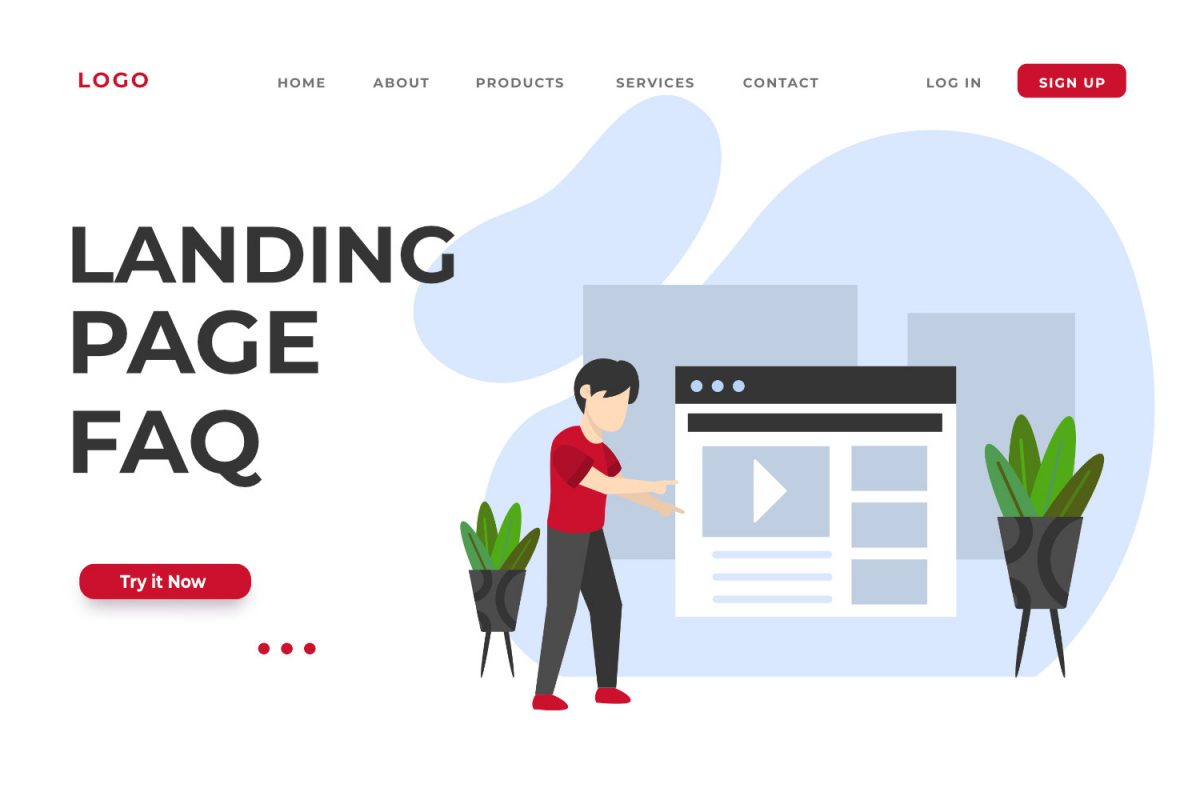 Landing Pages Frequently Asked Questions