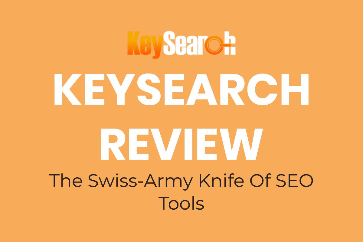 Keysearch Review