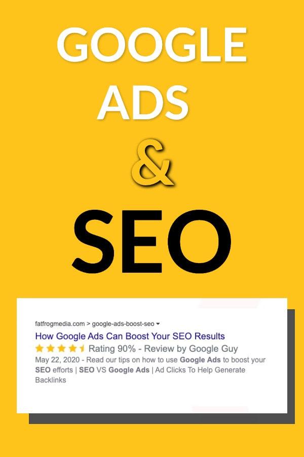 How Google Ads Can Help SEO