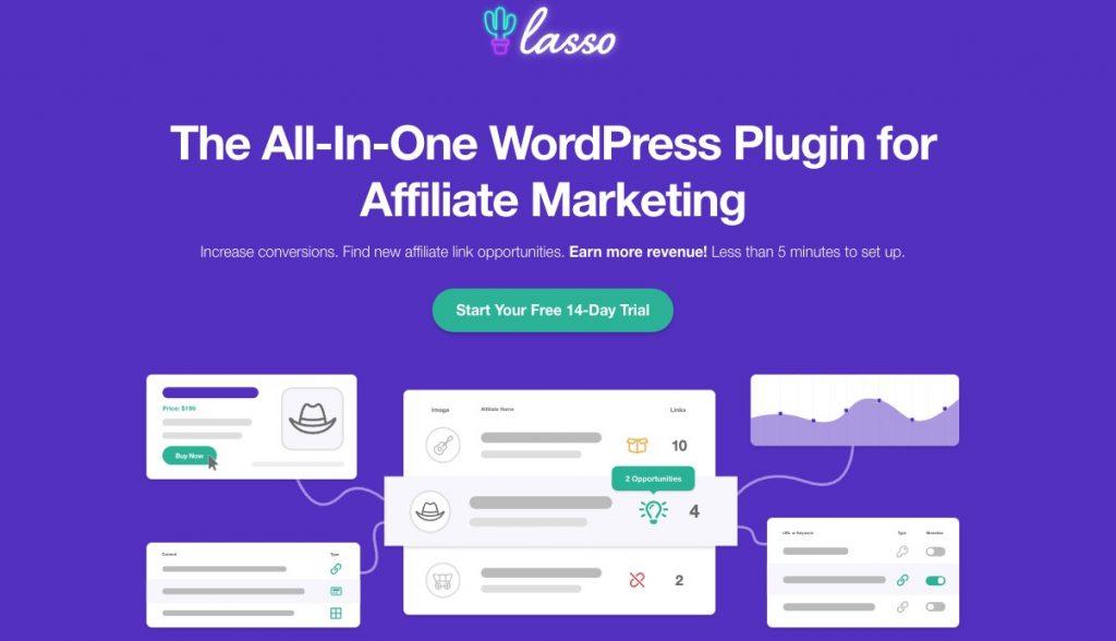 Lasso WordPress Plugin Affiliates