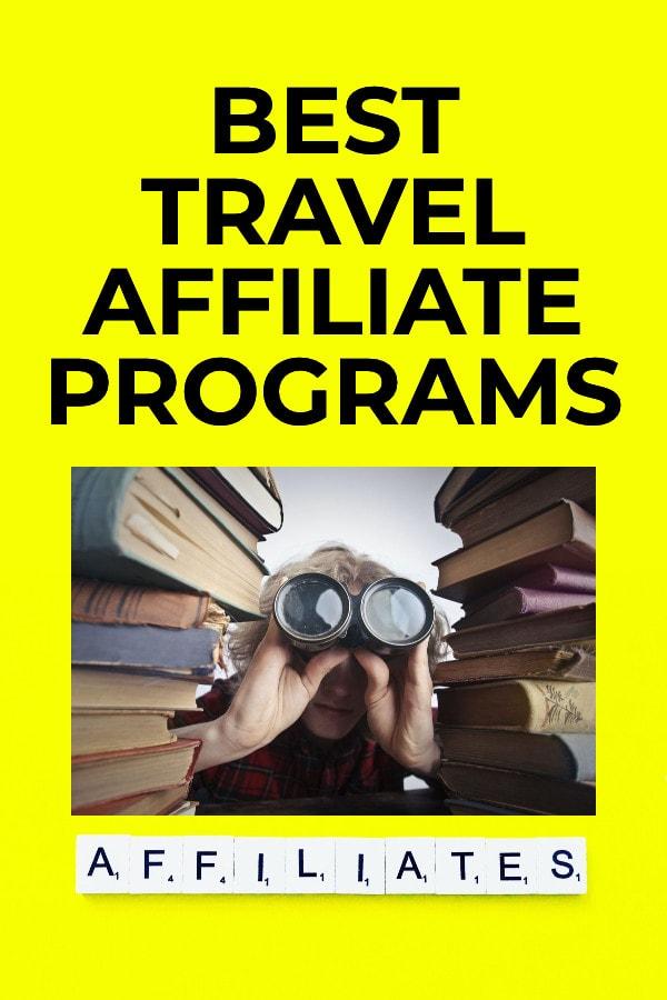 Best Affiliate Programs For Travel Bloggers 1