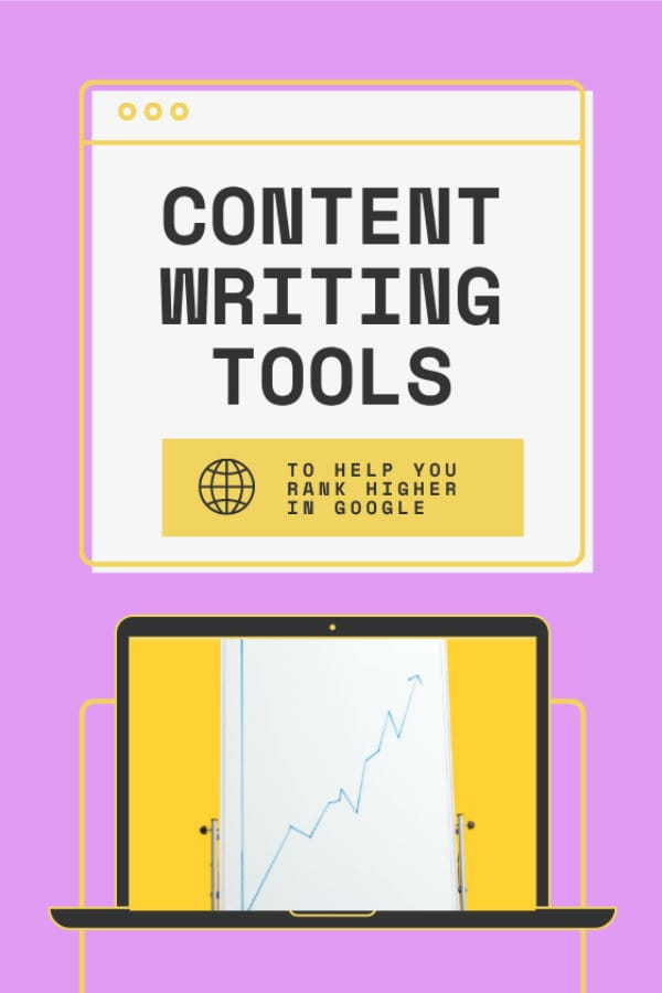 Content Writing Tools Higher Rankings