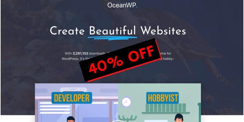 Oceanwp WordPress Theme Discount Code