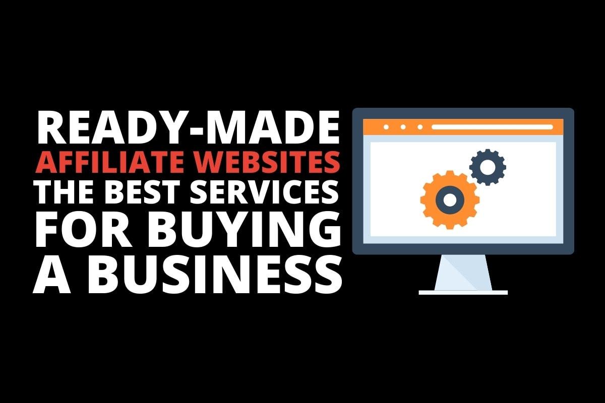 Affiliate Websites For Sale