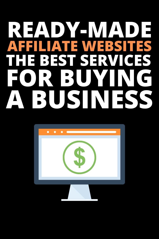 Pre Made Websites For Sale