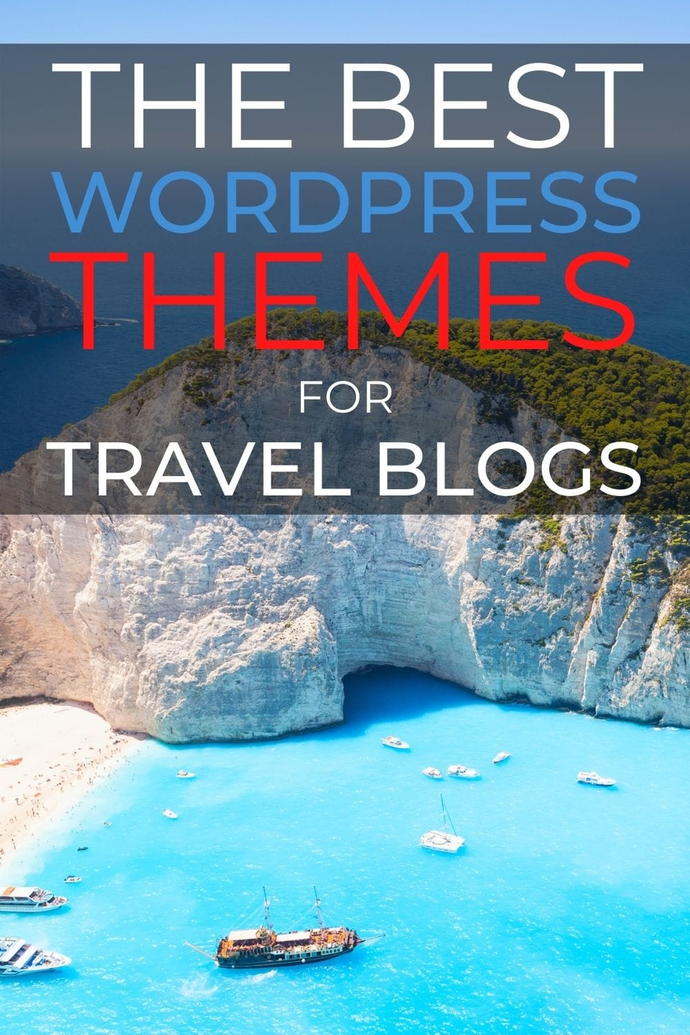Wordpress Themes For Travel Bloggers