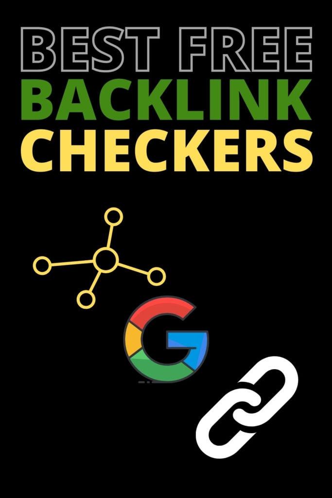 best free backlink analysis checkers pinterest
