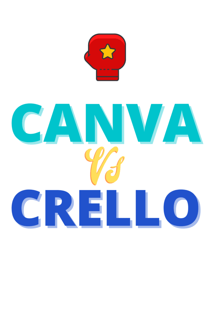 canva pro vs crello pro software comparison